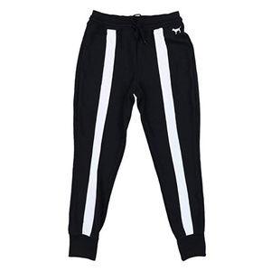 VS Pink Sweatpants High Waist Skinny Jogger lg nwt